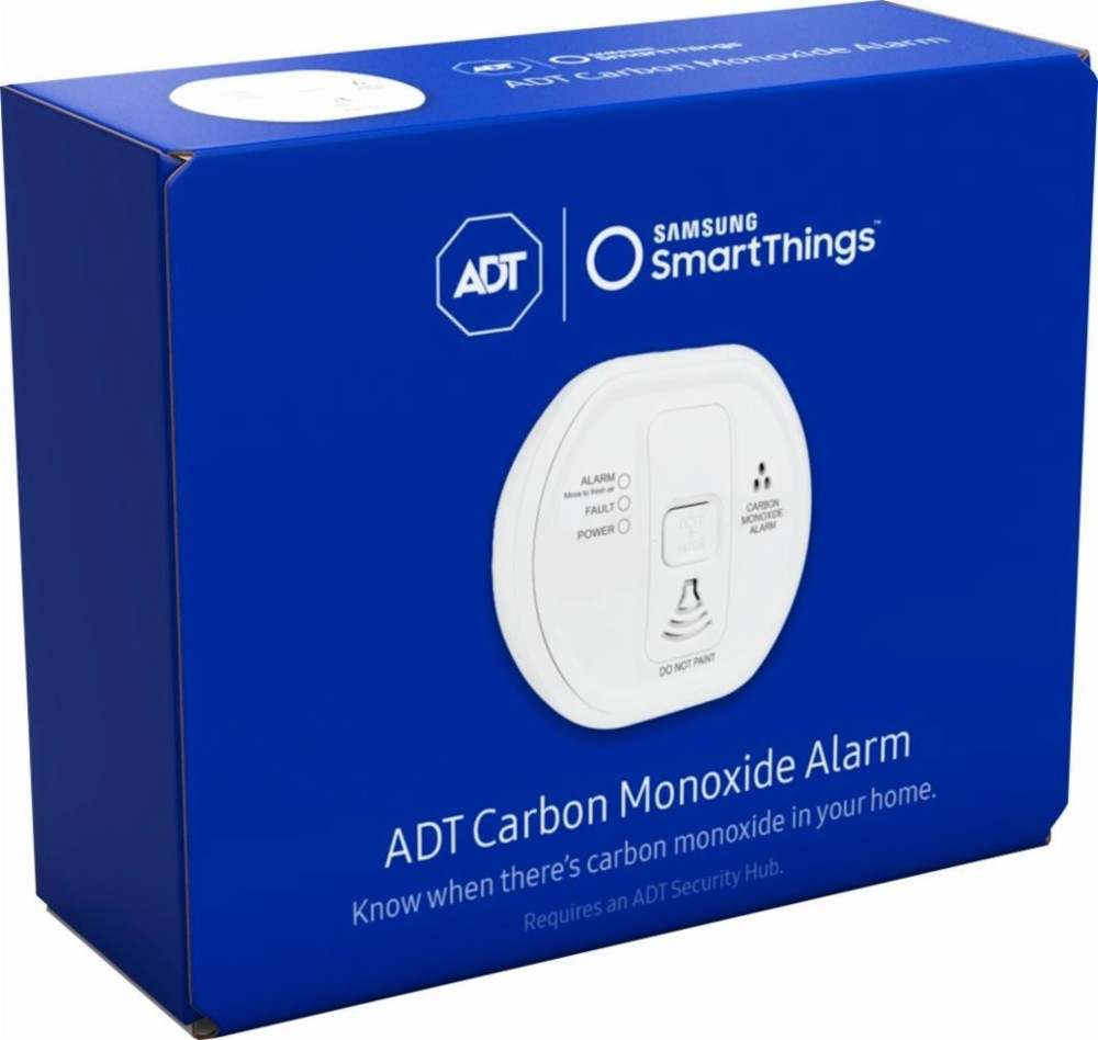 SmartThings ADT Carbon Monoxide Alarm