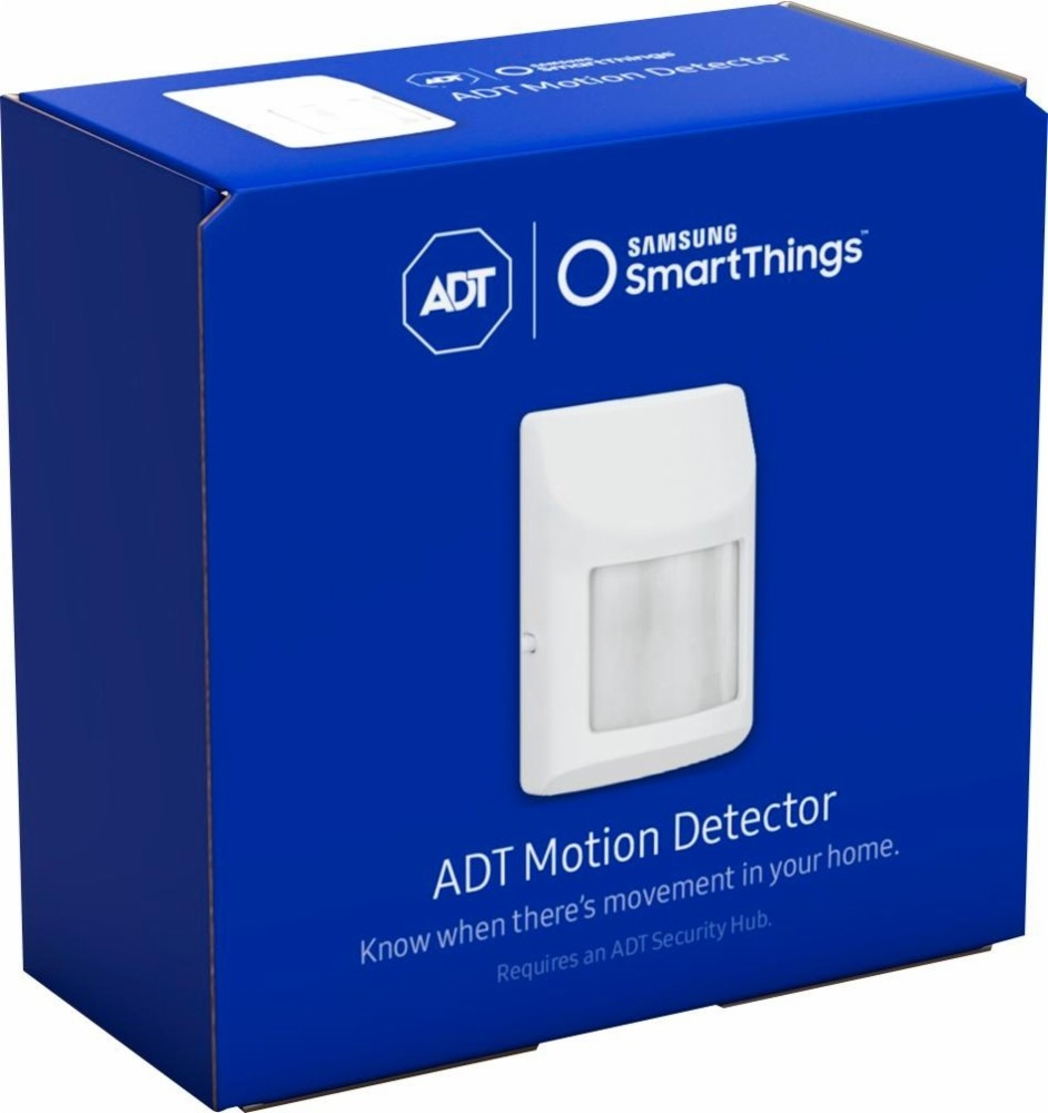 SmartThings ADT Motion Sensor