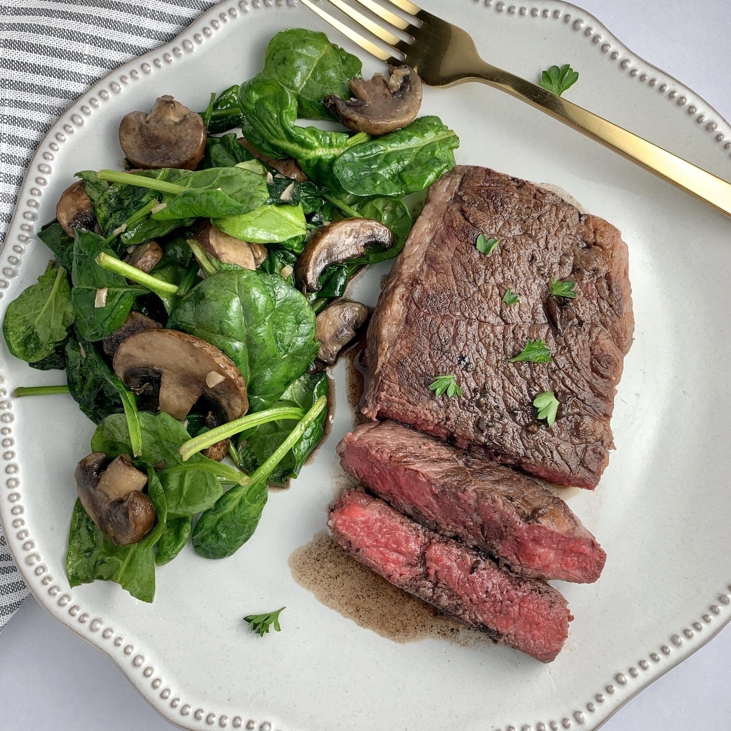 Simple Seared Steak with Red Wine Sauce.jpg