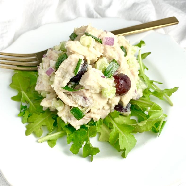 Tarragon Chicken Salad with Creamy Garlic Mayo.jpg