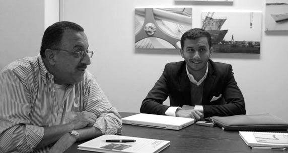 TWO GENERATIONS: Fernando Jimenez and Luis Jimenez