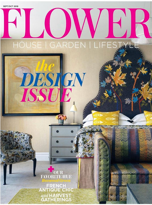 FLOWER MAGAZINE | SEPTEMBER 2018