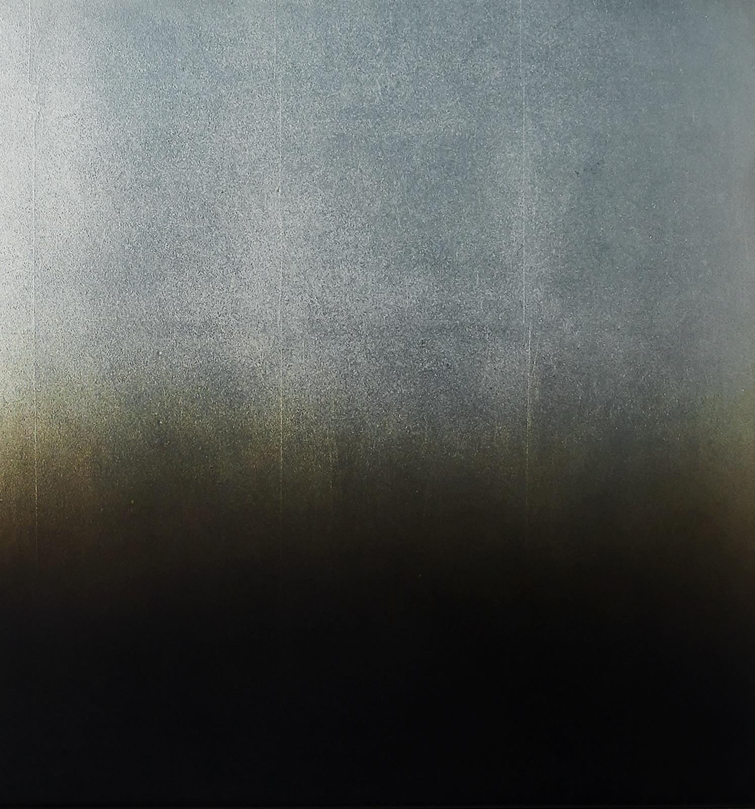 SILVER/BLACK DEGRADE