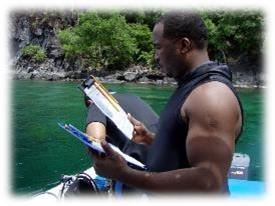 Participatory Reef Surveys