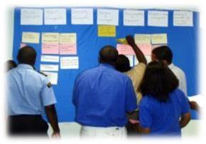 Visioning for MSP Pedro Bank Jamaica