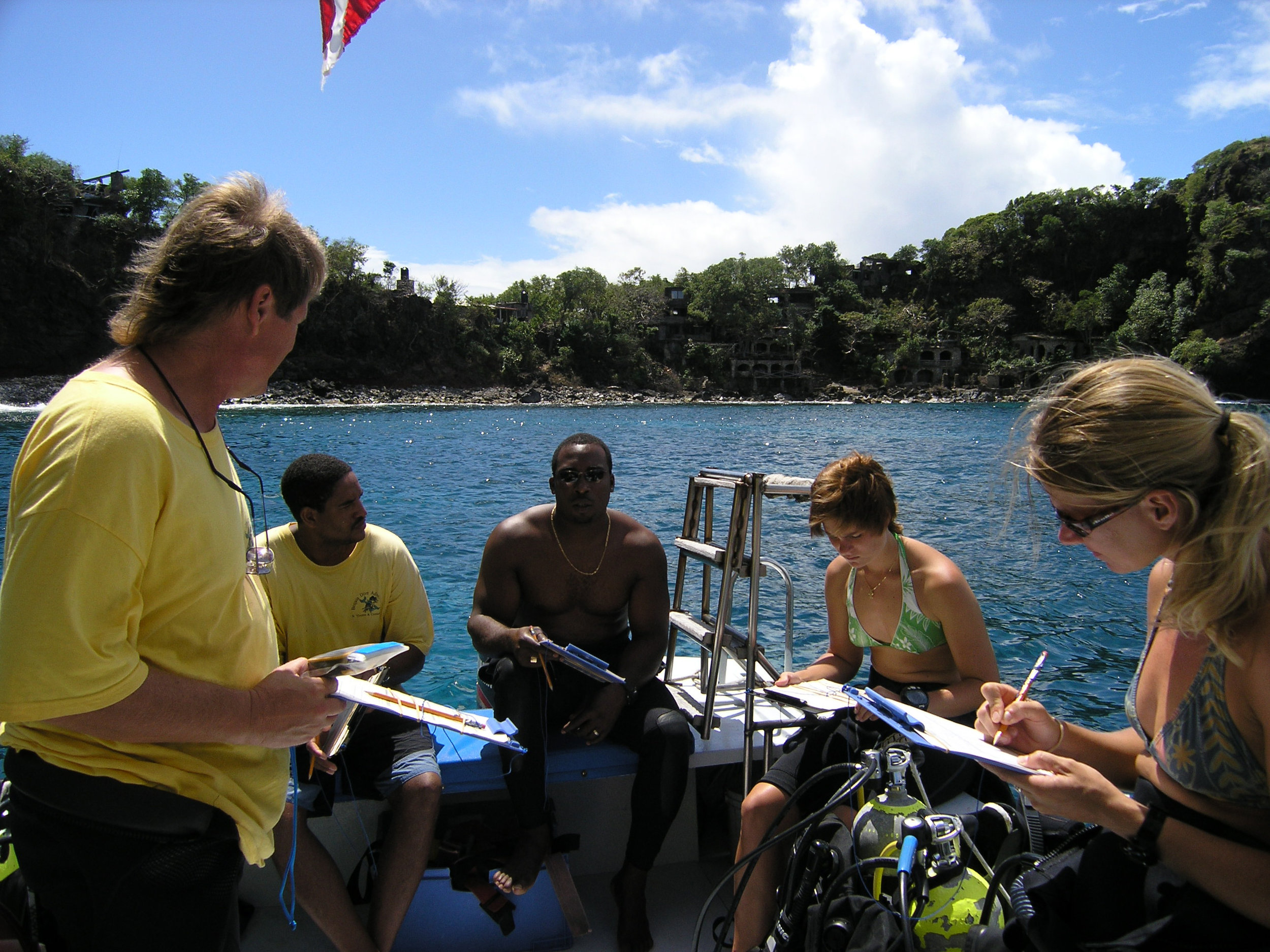 Participatory Mapping in Bequia