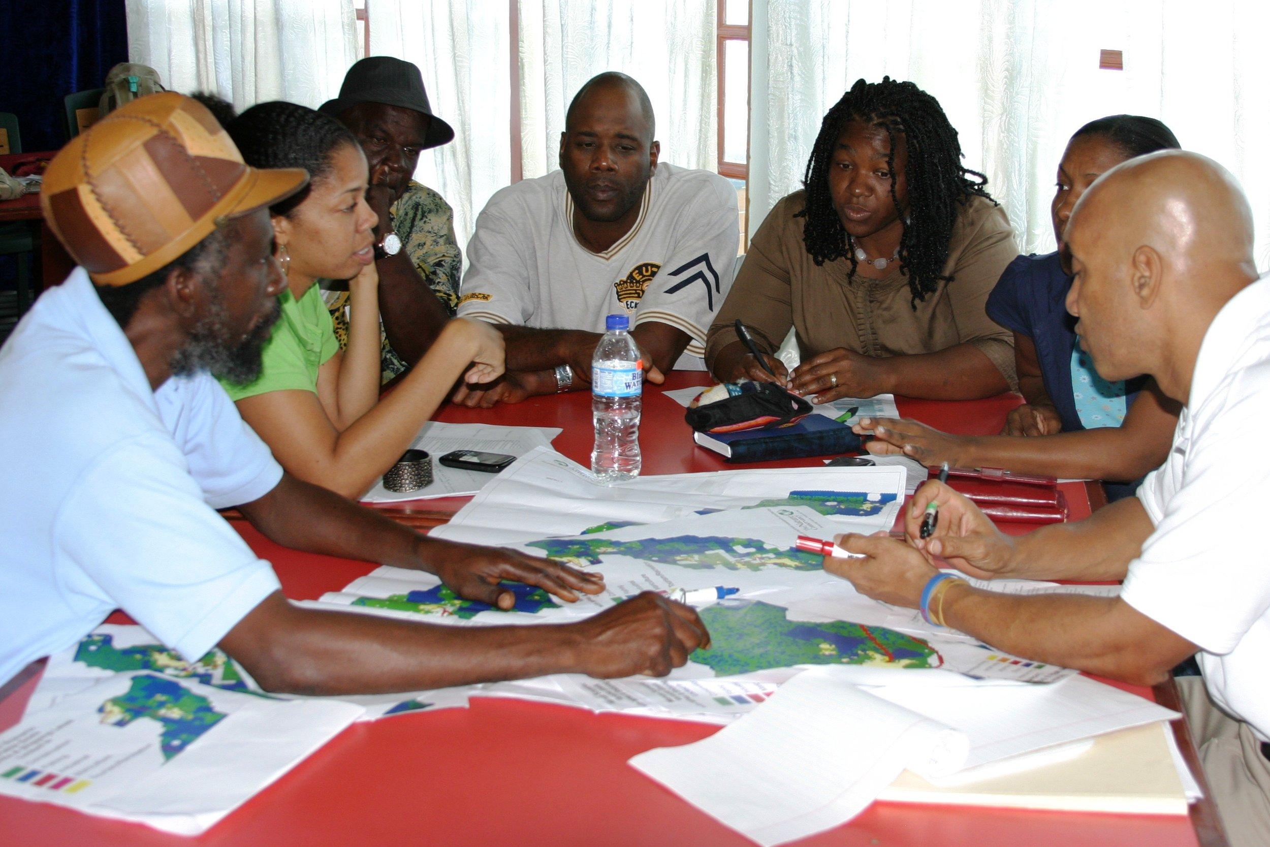 MSP Planning Workshop Grenada