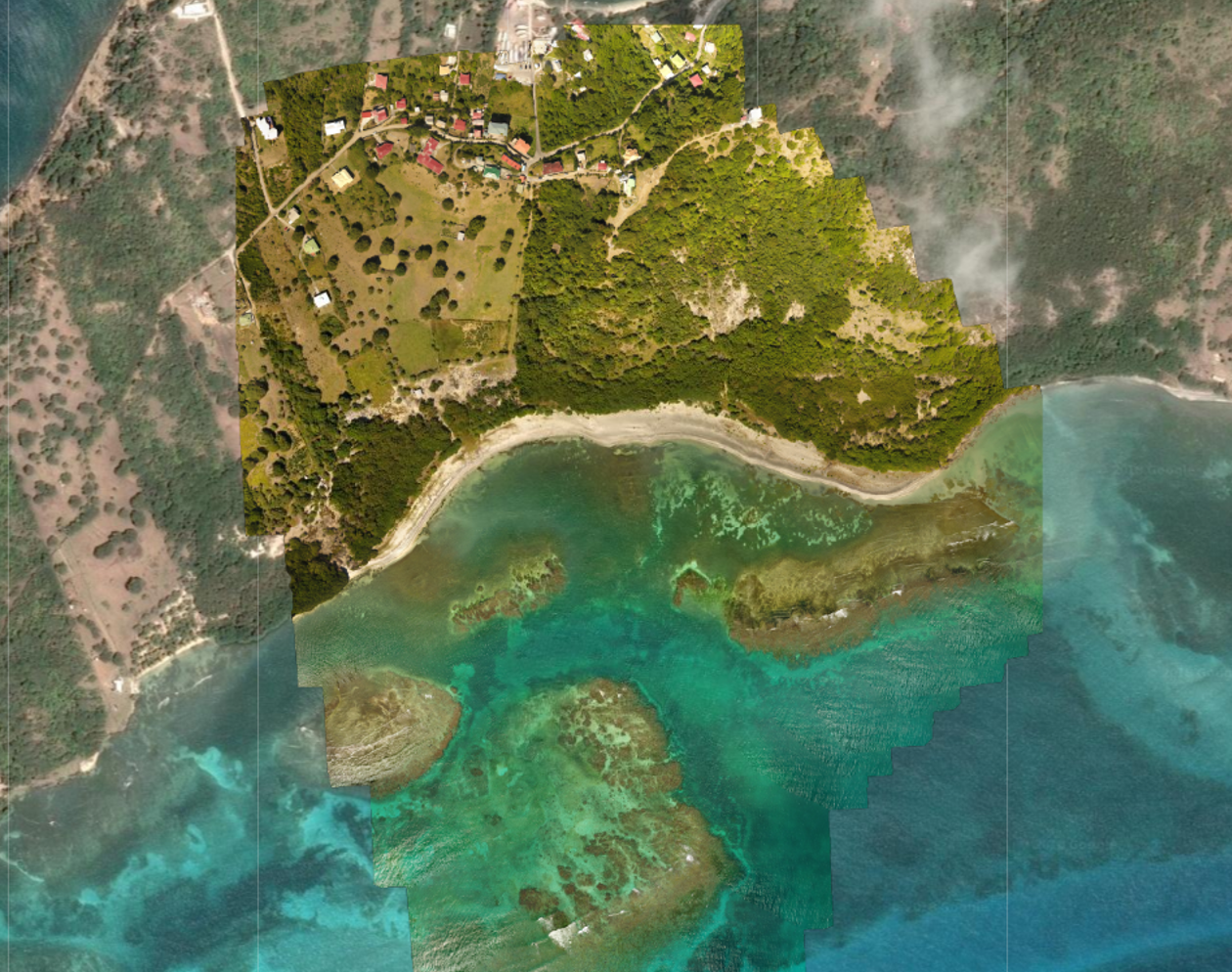 Advanced mapping  and analysis - Learn advanced drone mapping techniques and how to plan for larger survey areas. Participants will gain experience using UAS spatial analysis tools & GIS or Google Earth to collect baseline data and develop a monitoring plan to accurately quantify changes over time.