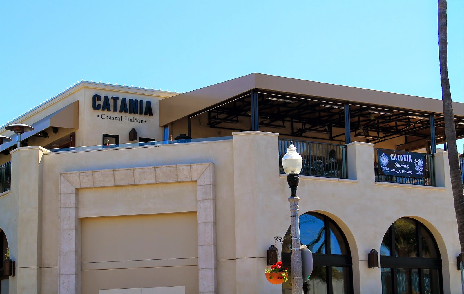 Catania Now Open - SanDiegoVille.com: March 2015