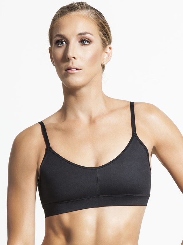 Carbon 38   Jab Bralette, $36   CARBON38 Jab Bralette - Carbon38 created the perfect bra. It goes with everything and regardless of how many sports bras are in my collection, this one is worn by far the most. In and outside of studio.