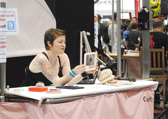 Bay Area Maker Faire 2011