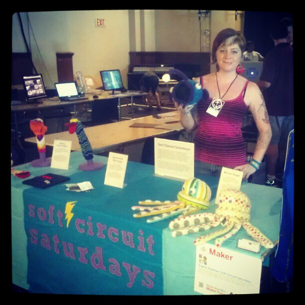 Rhode Island Mini Maker Faire 2012