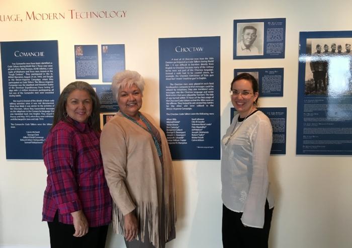 My mama (Lynda Kay), Tewana Edwards, and me.