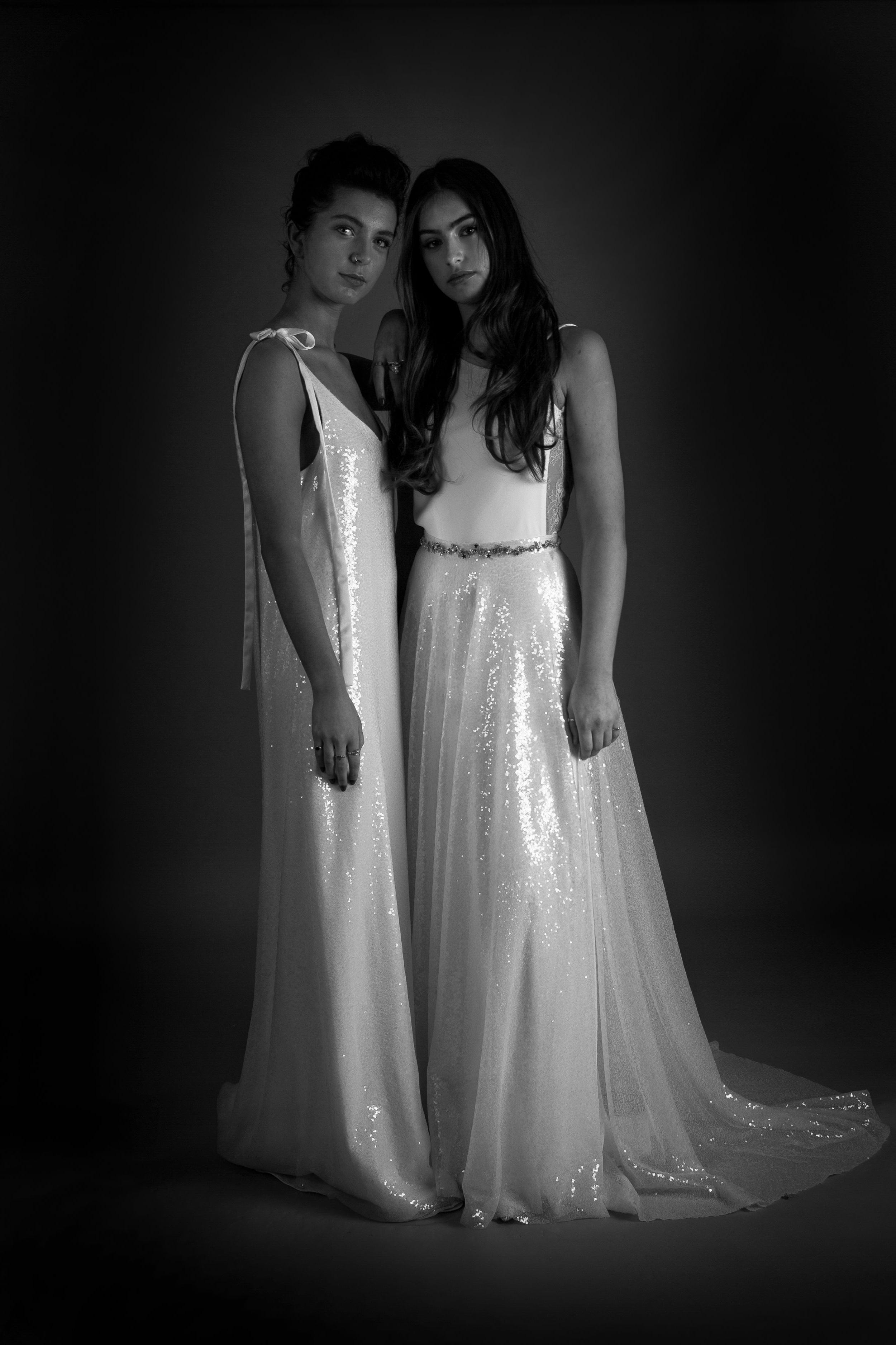 EDITH DRESS | JOLIE DRESS WITH NOLA OVERSKIRT