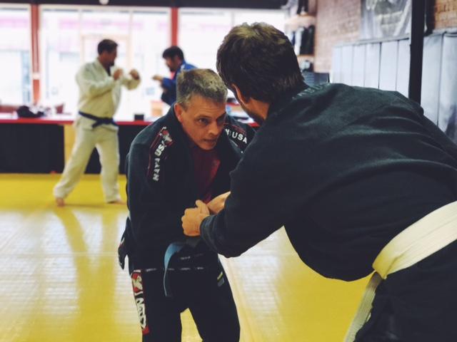 Brazilian Jiu Jitsu -
