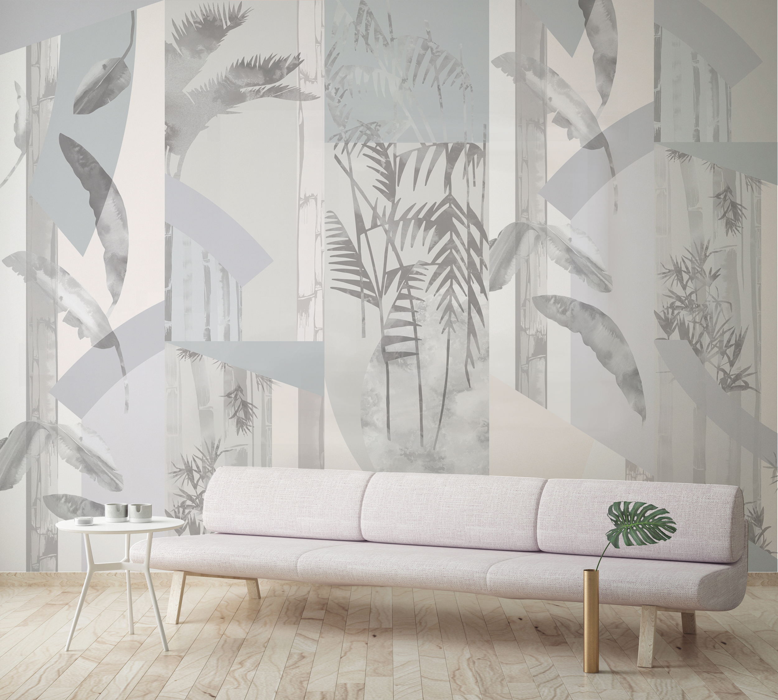 - Rise Wallcovering   Dusk Colourway