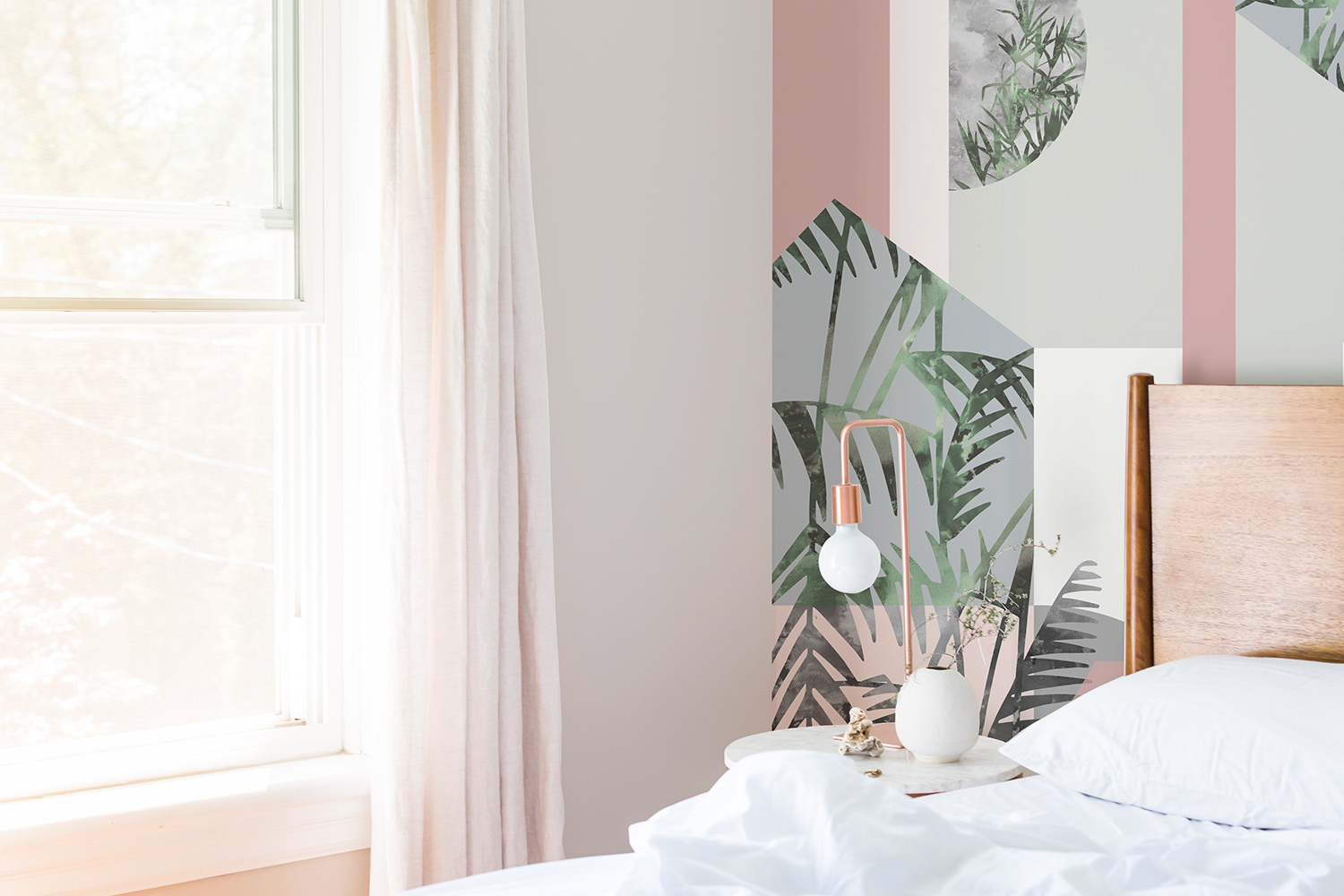 - Reflections Wallcoverings   Dawn Colourway