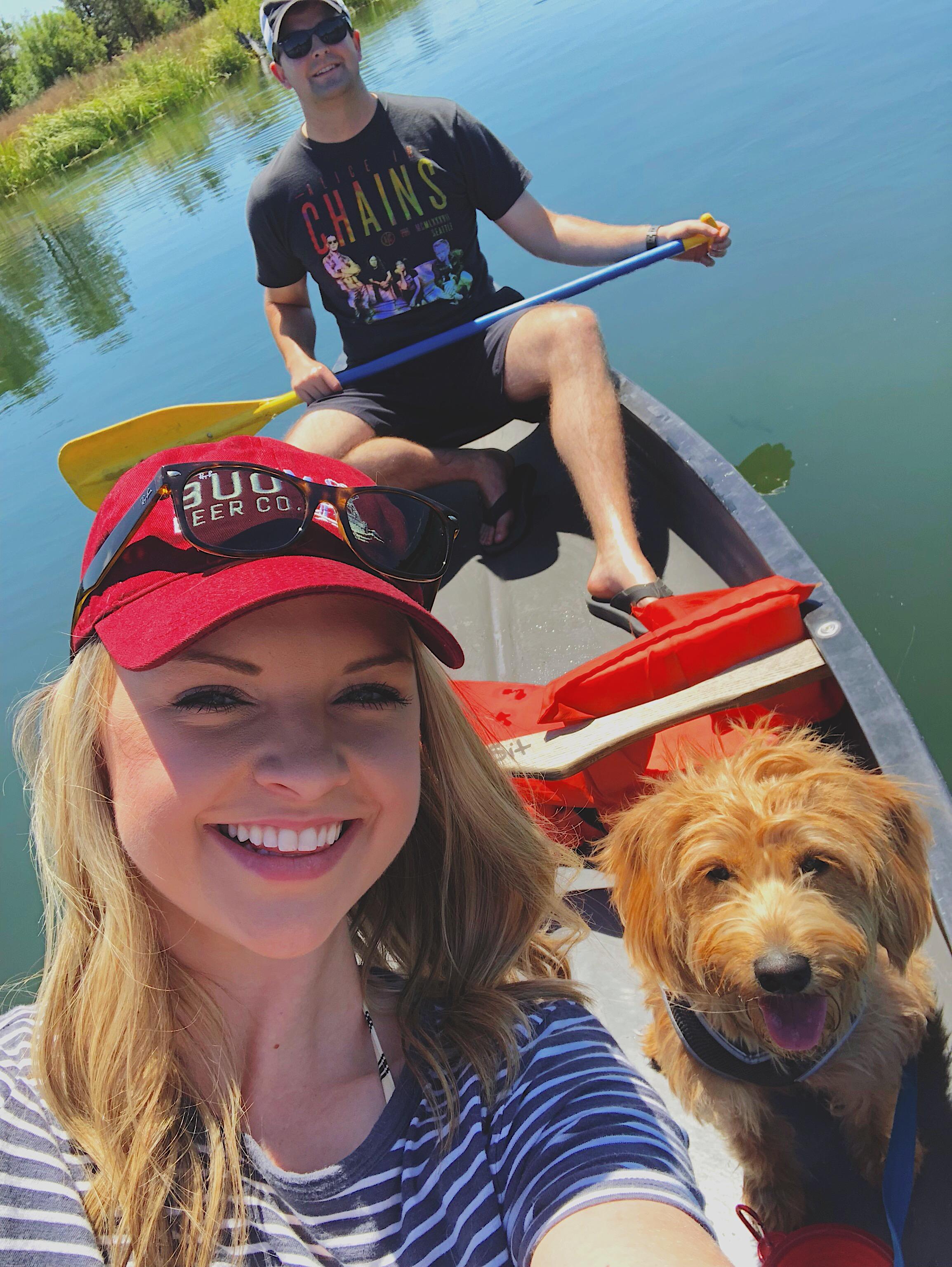Stephanie, Justin, & Rory