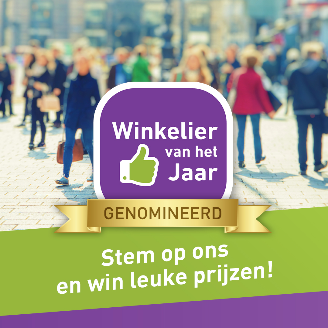 stem op aperto! - WE ZIJN GENOMINEERD!Aperto mode maakt kans op de titel ''Winkelier van het jaar!''Om deze titel in de wacht te slepen, hebben wij jullie hulp nodig.Stem op ons via onderstaande linken maakt kans op een cadeaubon van Aperto t.w.v. 100 euro!https://www.winkelierverkiezing.nl/aperto-modeVOTE VOTE VOTE AND WIN!