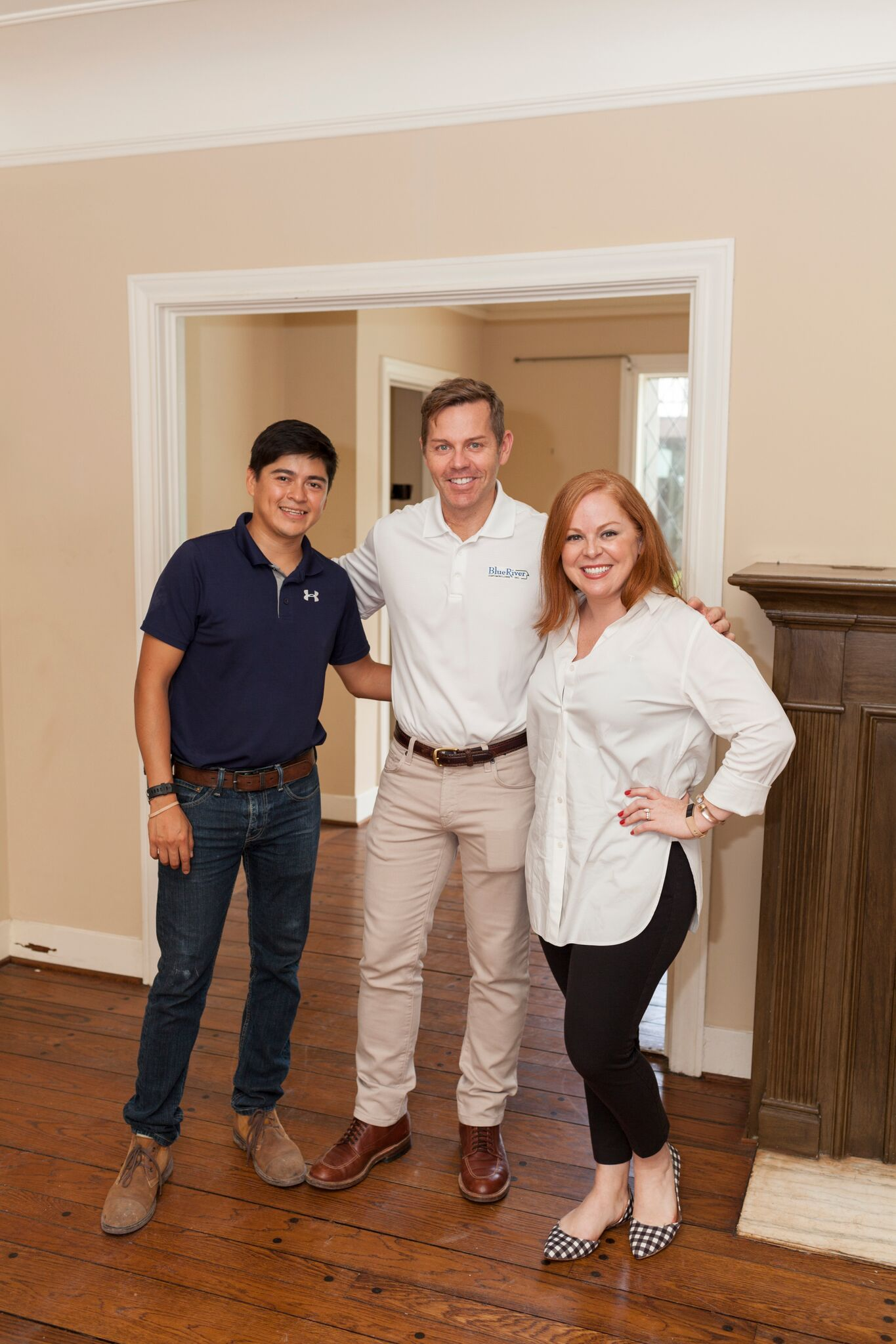 Renovation Experts - Tylor and Jose are making our renovation dreams come to life! They ensure each room is constructed according to our plans - from foundation to electrical and everything in between.Read the whole interview here!