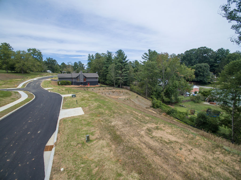 Gentle Approach and Easy-to-Build Lot
