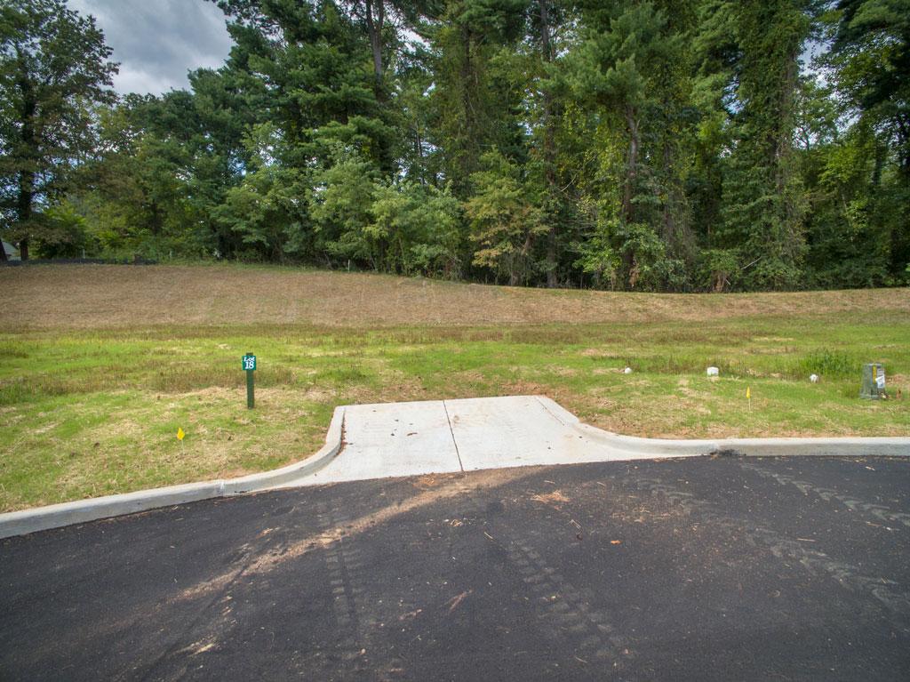 Lot 18 at Malvern Walk, West Asheville