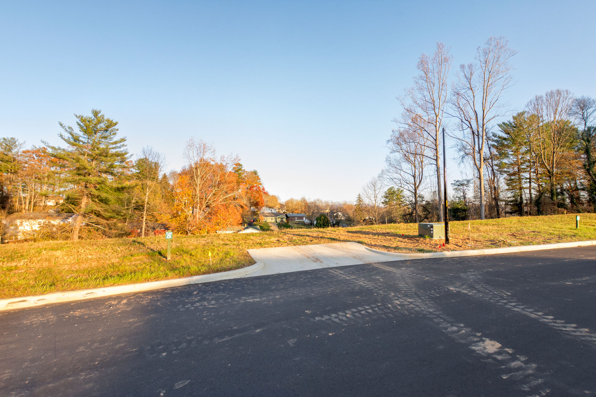 Lot 5 at Malvern Walk, West Asheville