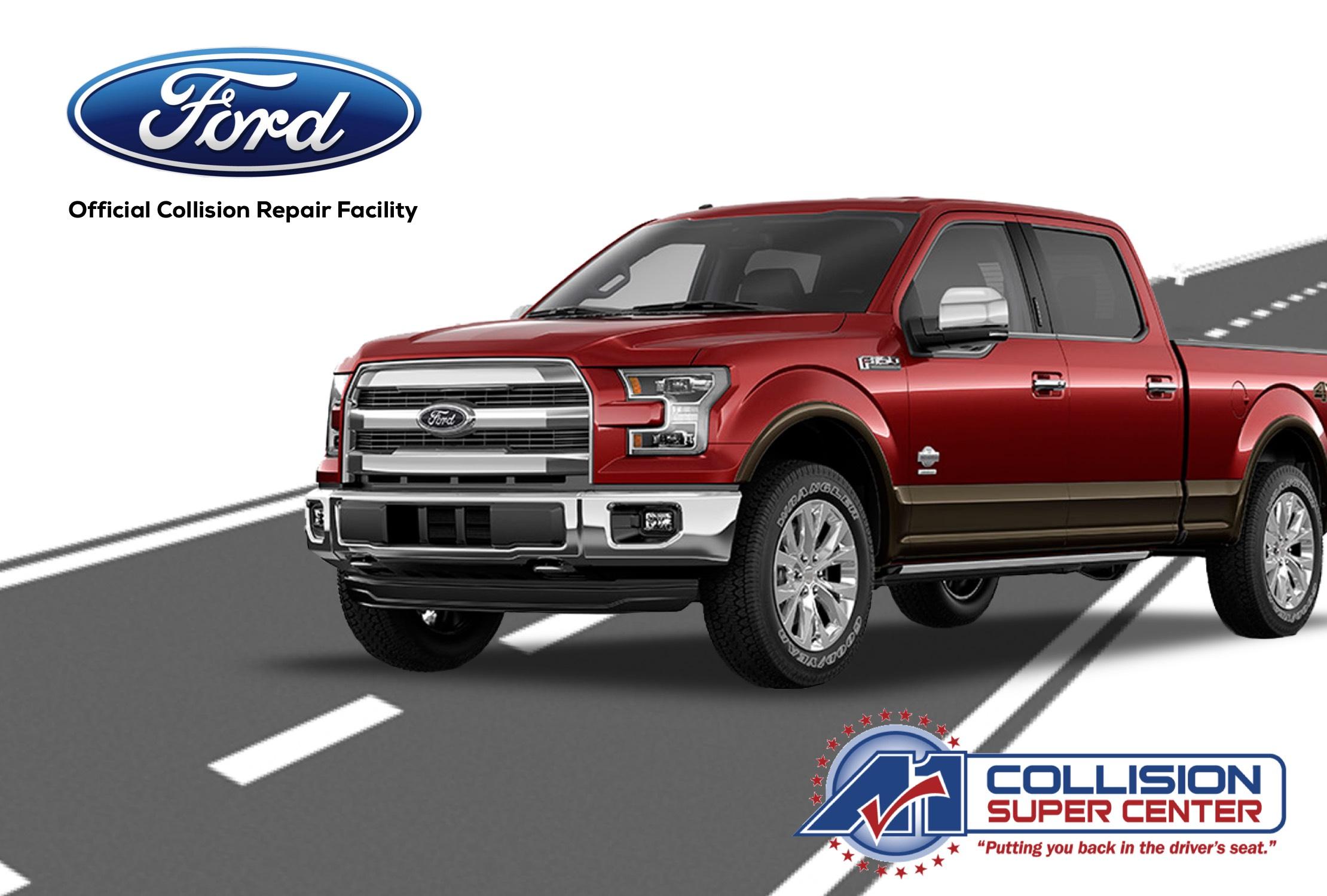 F-Series Aluminum Certifed -