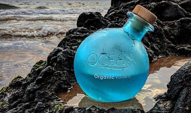 x  Ocean Vodka