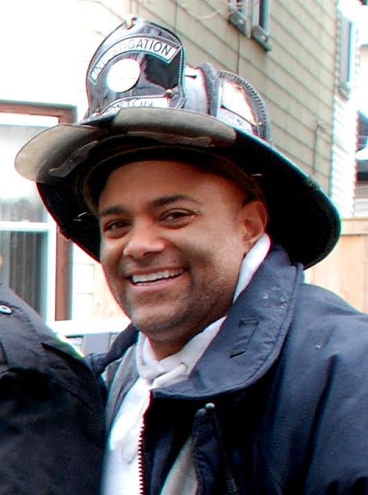 FF JAIME GALARZA, JR., FIU  We regret to announce the death of Fire Fighter Jaime Galarza, Jr. from occupational cancer.