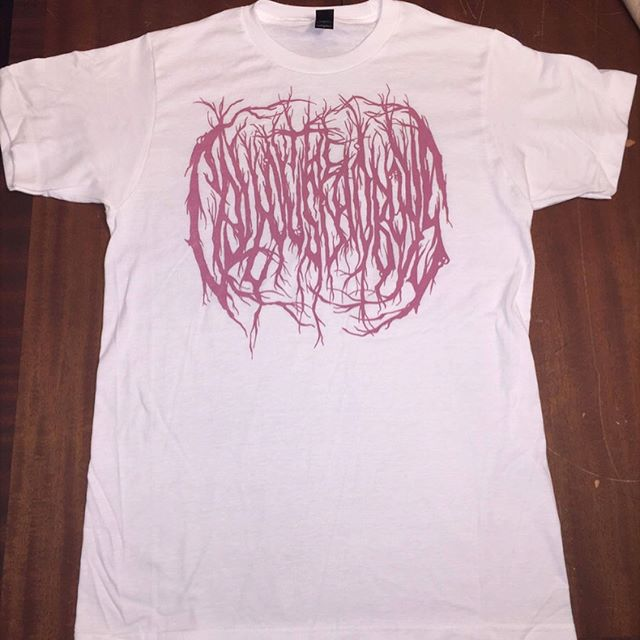 "We have 5 of these left (all medium), and we've lowered the price to $8! Sell us out! Go to our ""merch"" section on thecallousdaoboys.bandcamp.com"