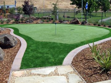 Putting Greens - For the pro golfer or simply family fun!~ designed for all sizes,budgets and skill sets~ customizable for endless possibilities