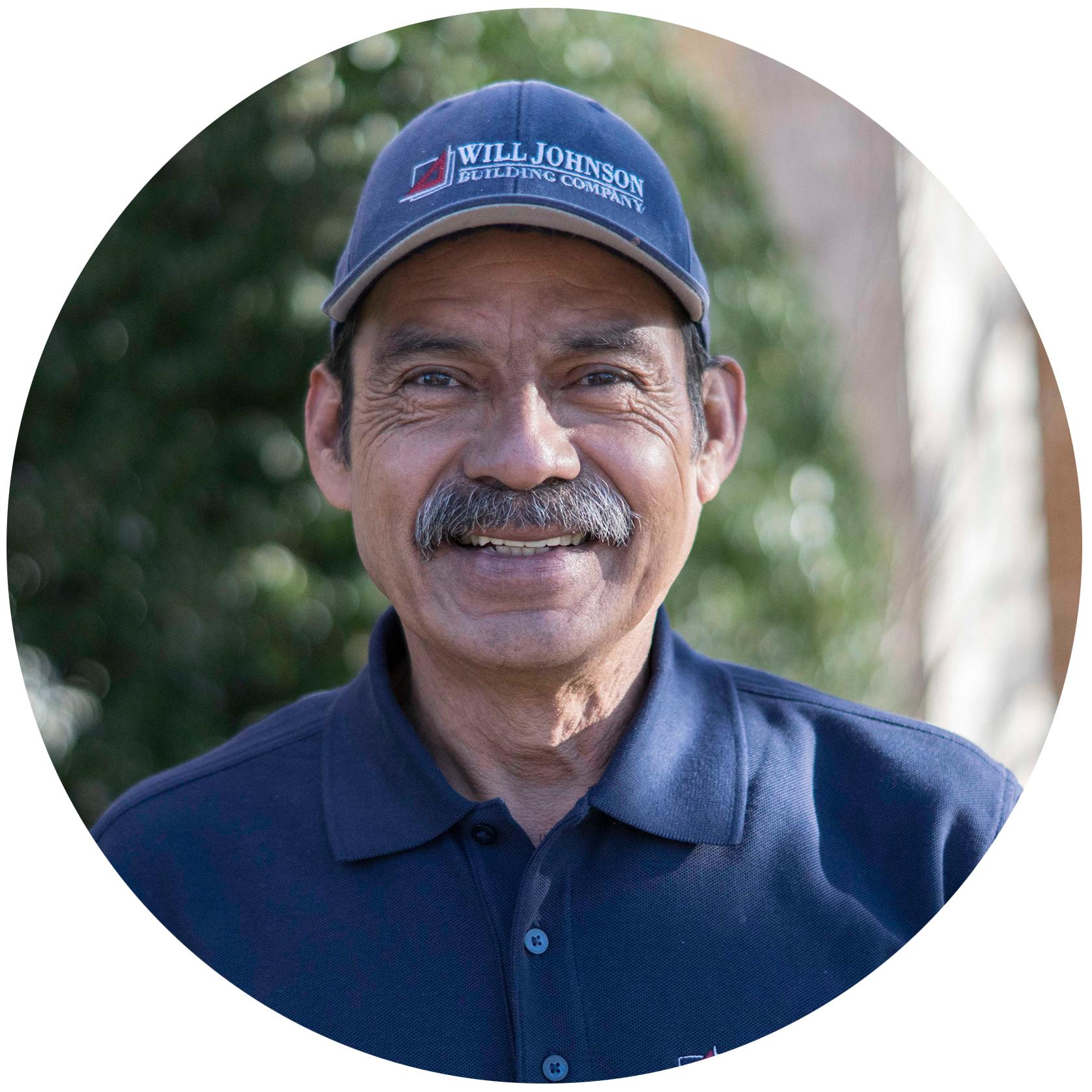 Juan Castillo - Assistant Carpenter