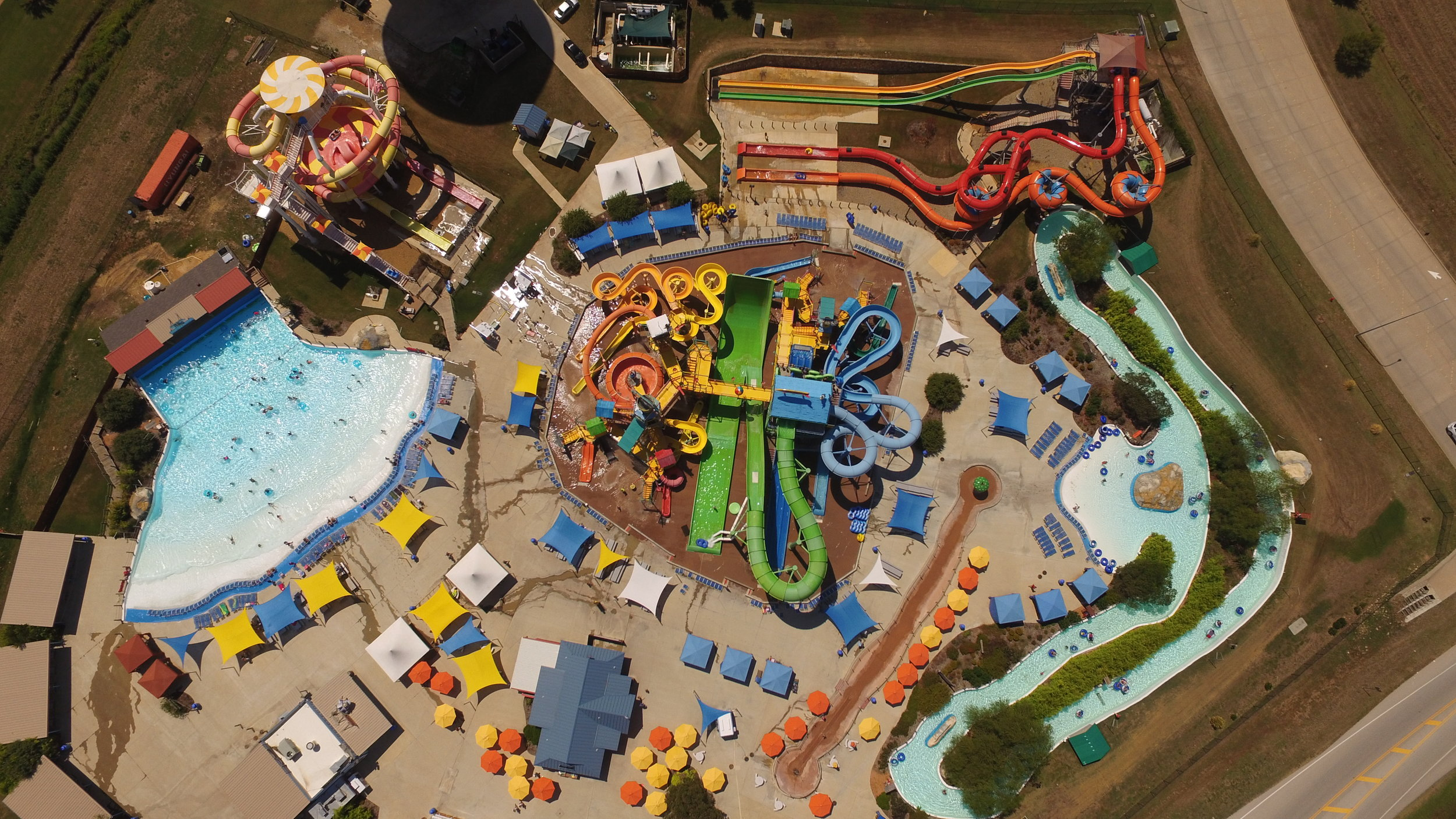 Hawaiian Falls Waterparks Case Study by Dion Marketing