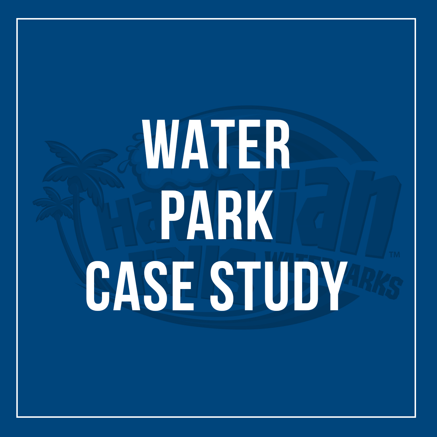 Waterpark Case Study