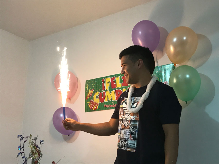 Feliz cumpleaños Juan
