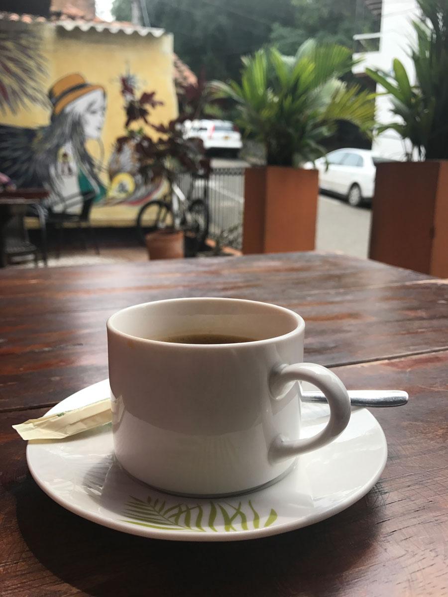 Tostaky cafe in San Antonio,Cali