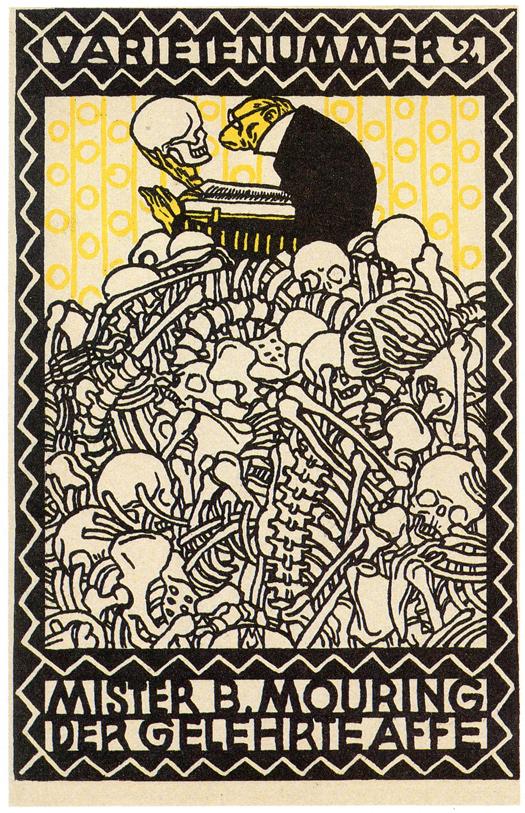 Postcards from Wiener Werkstätte