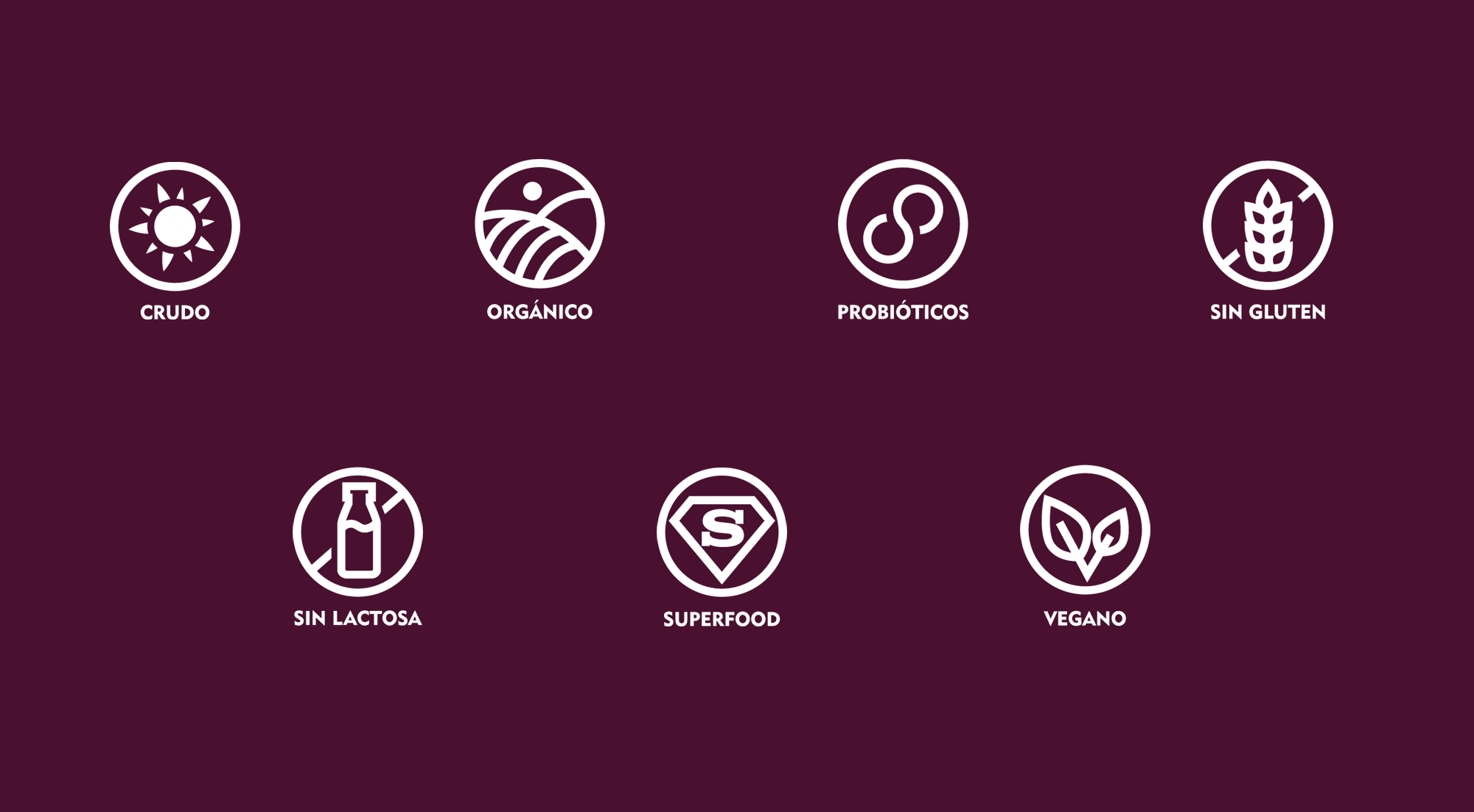 New icon set
