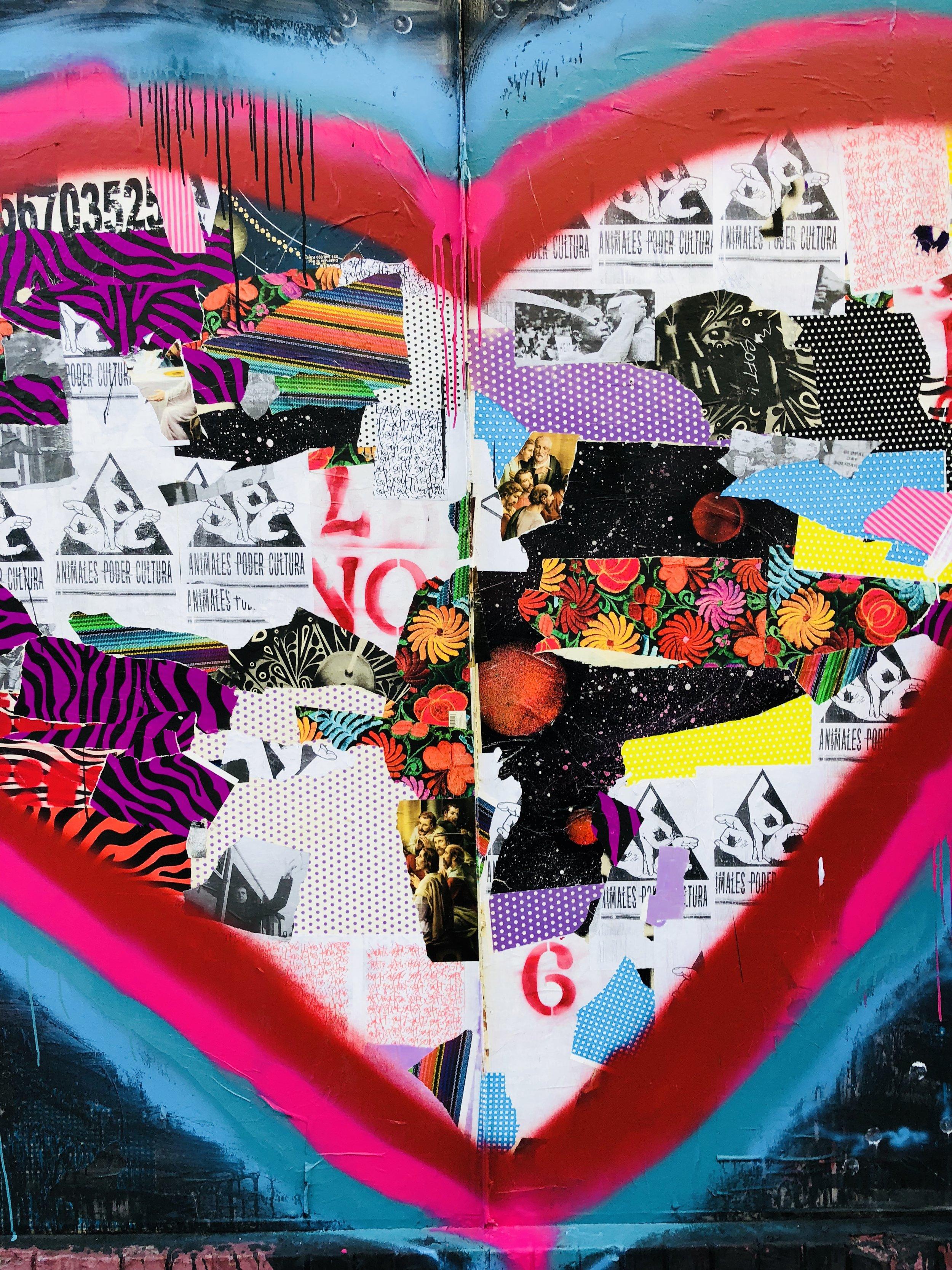 Guatemala City graffiti