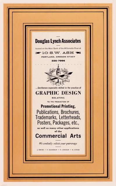 Doug Lynch Associates ad