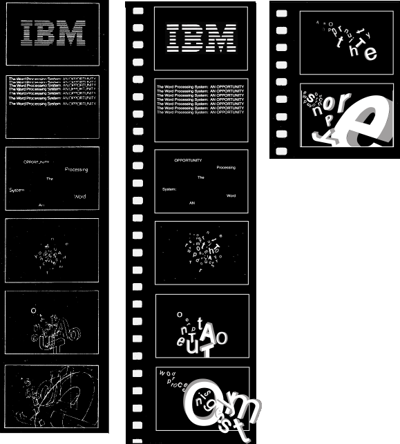 IBM final presentation graphics