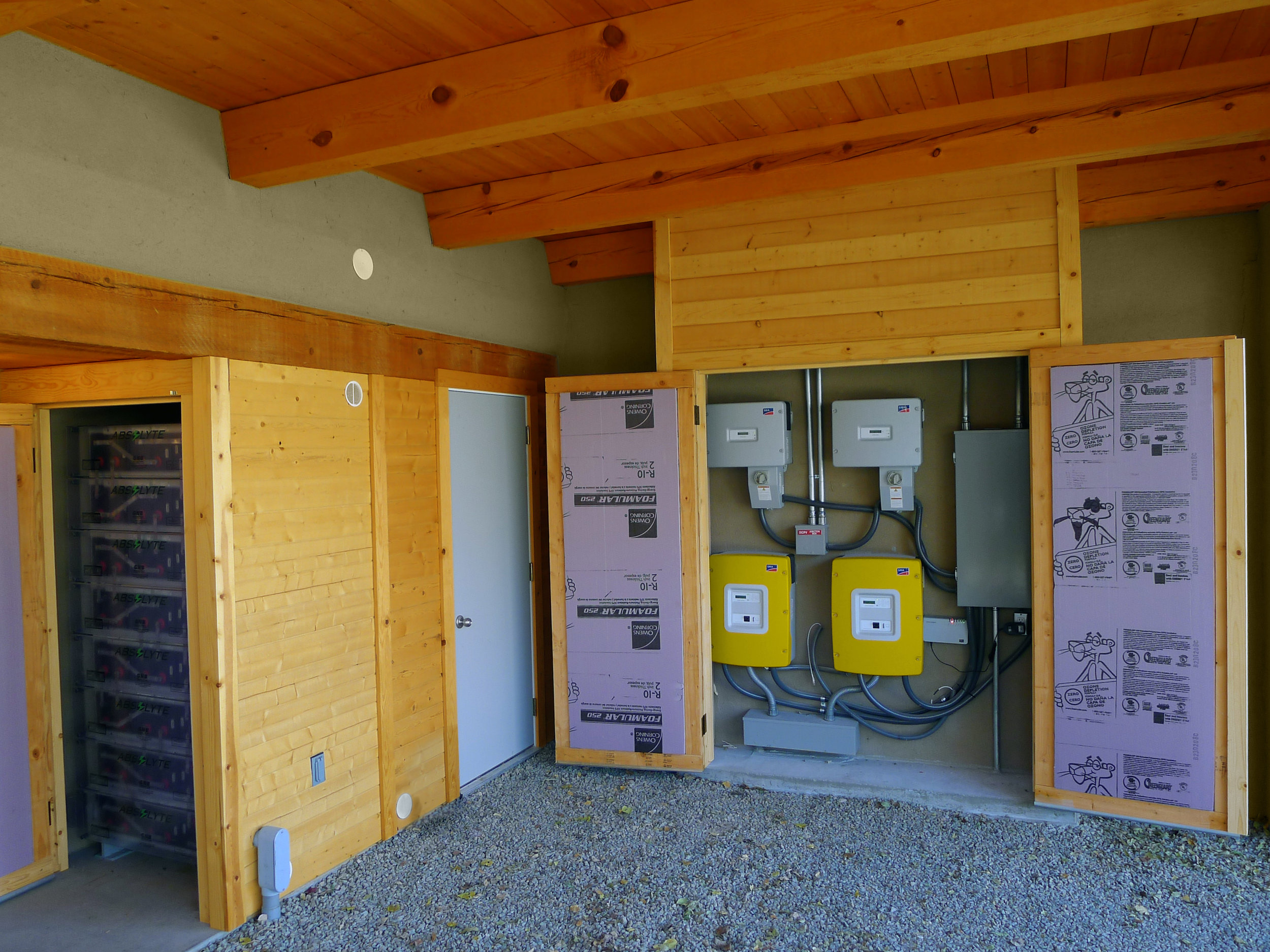 Residential Battery Storage