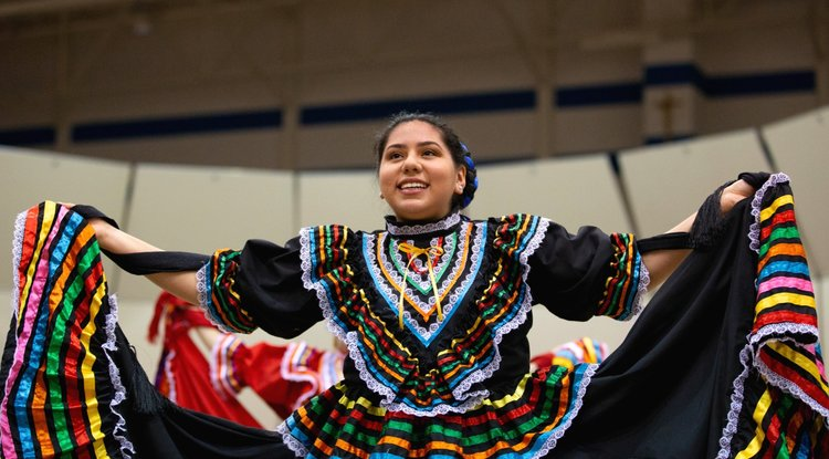 Ballet Folklórico - Auditions on Tuesday, April 30