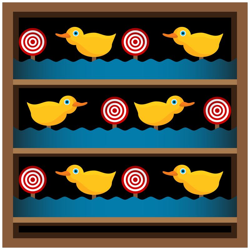 ducks public speaking shooting gallery.jpg