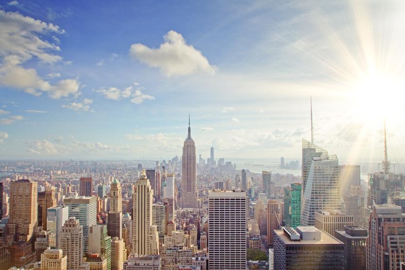 9th Anniversary trip - New York, New York