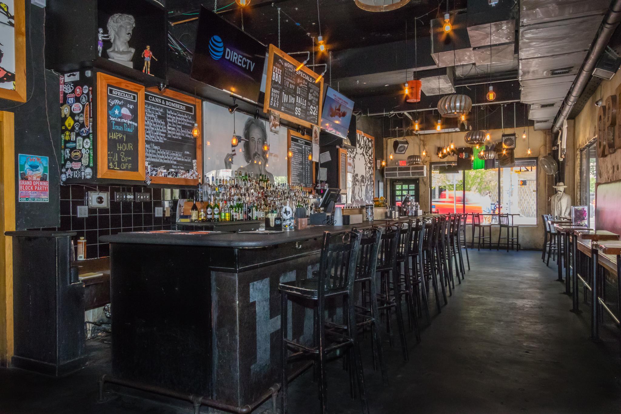 Inside Main Bar