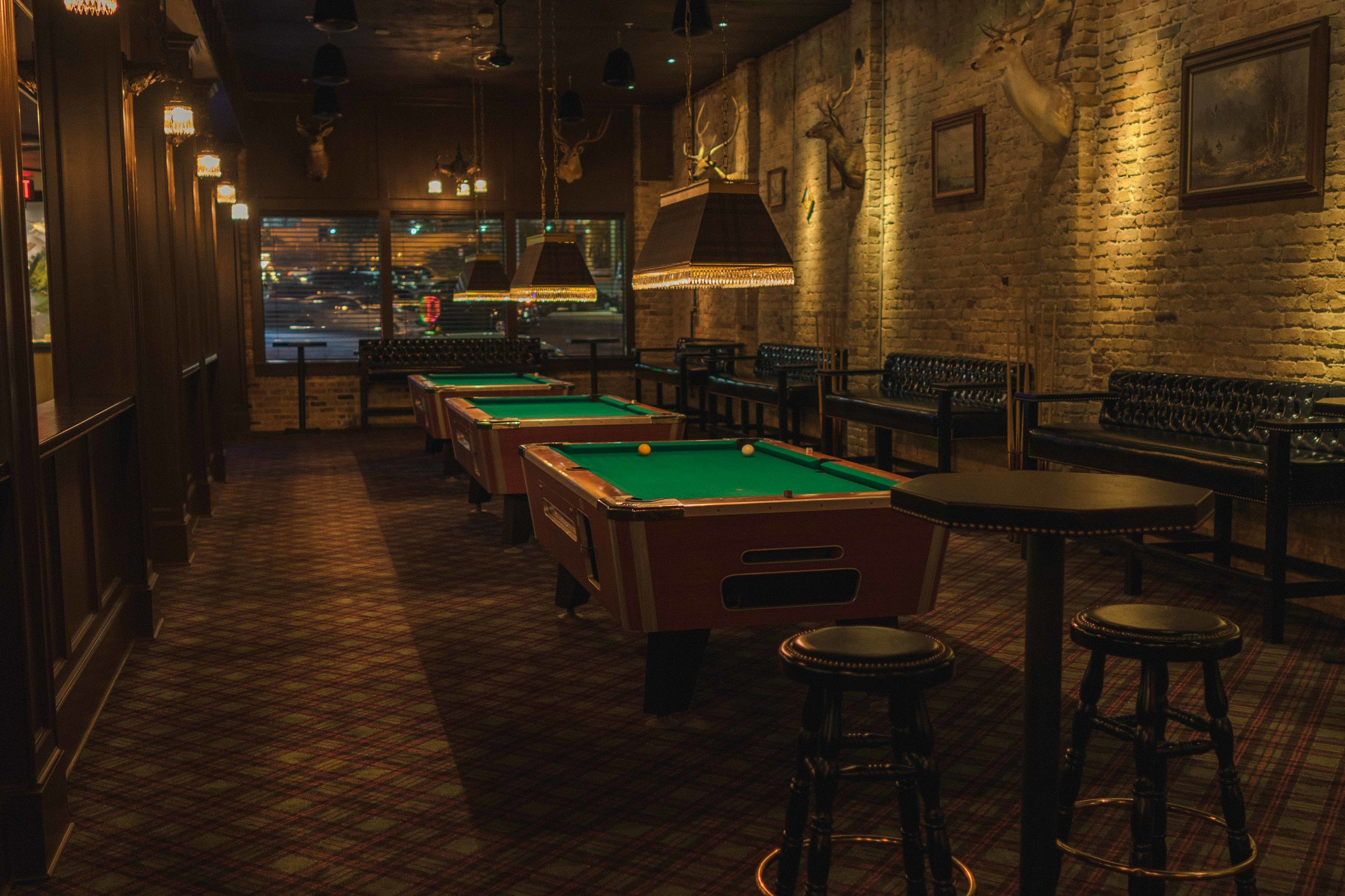 Billiards Lounge