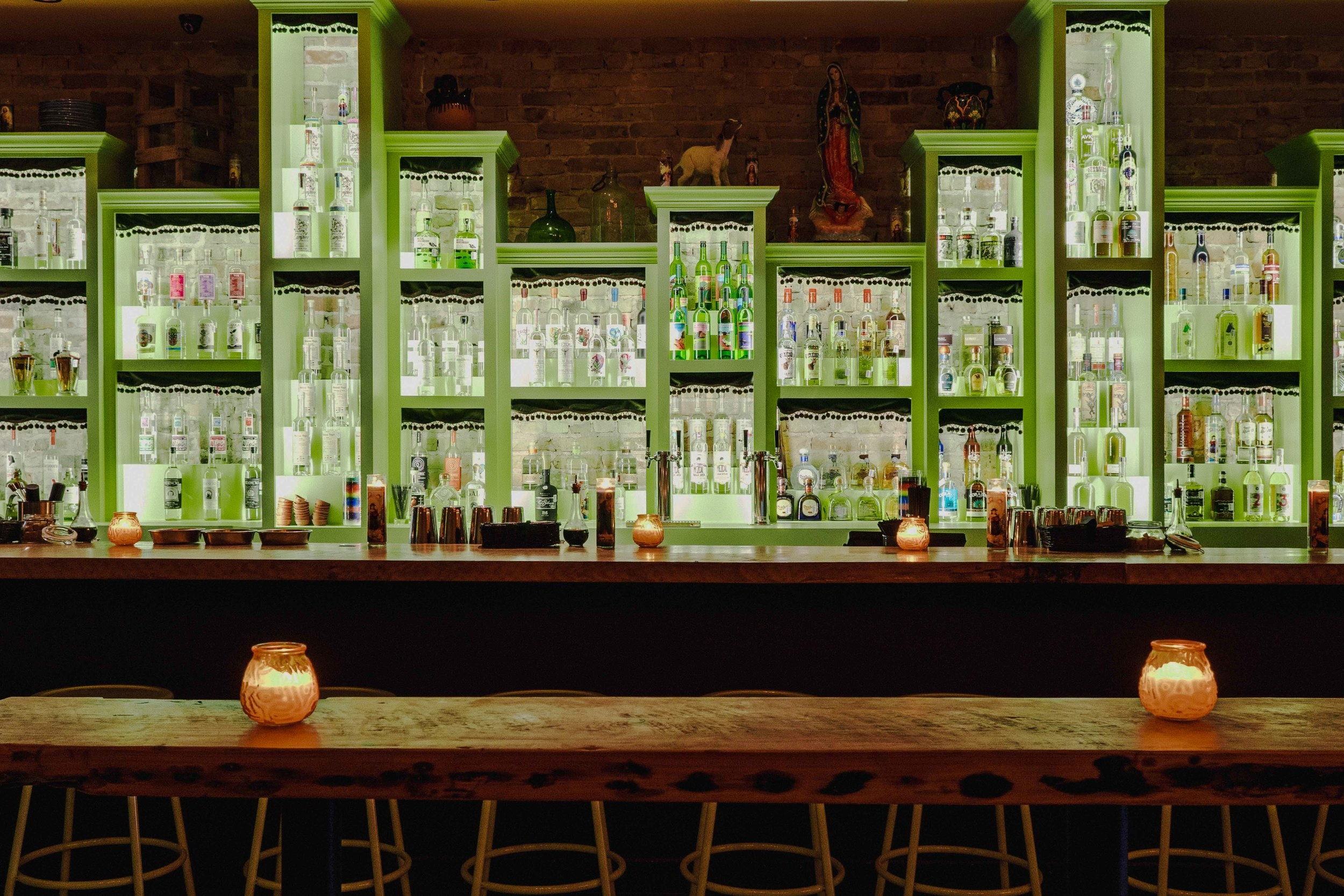 Las Perlas - Tequila-Mezcal Bar in the heart of Downtown*attached to Seven Grand - 20-175 GUESTS