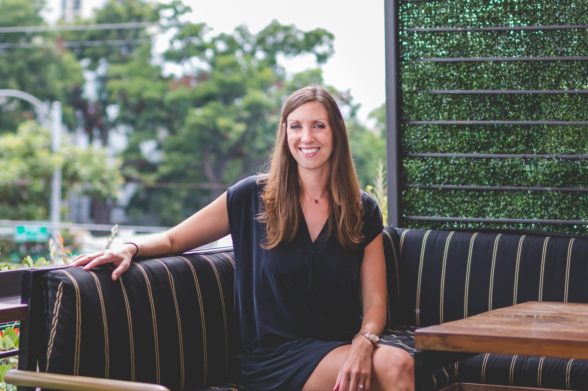 Founder of AVC Allison Cammilleri